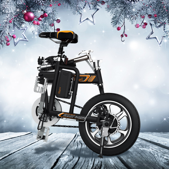 Elektro-Motorrad