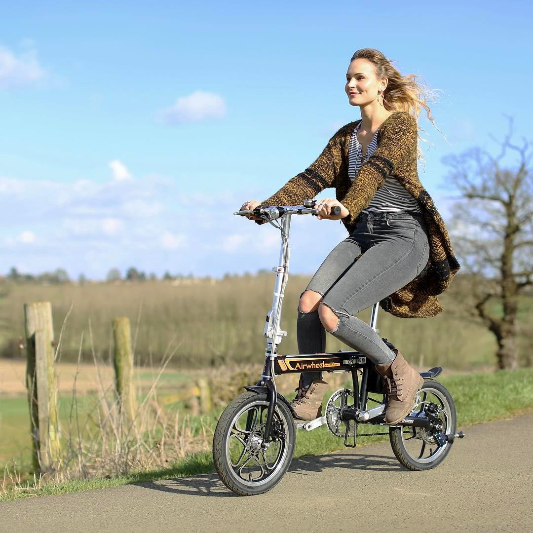 R5 Elektro-Assistent Fahrrad