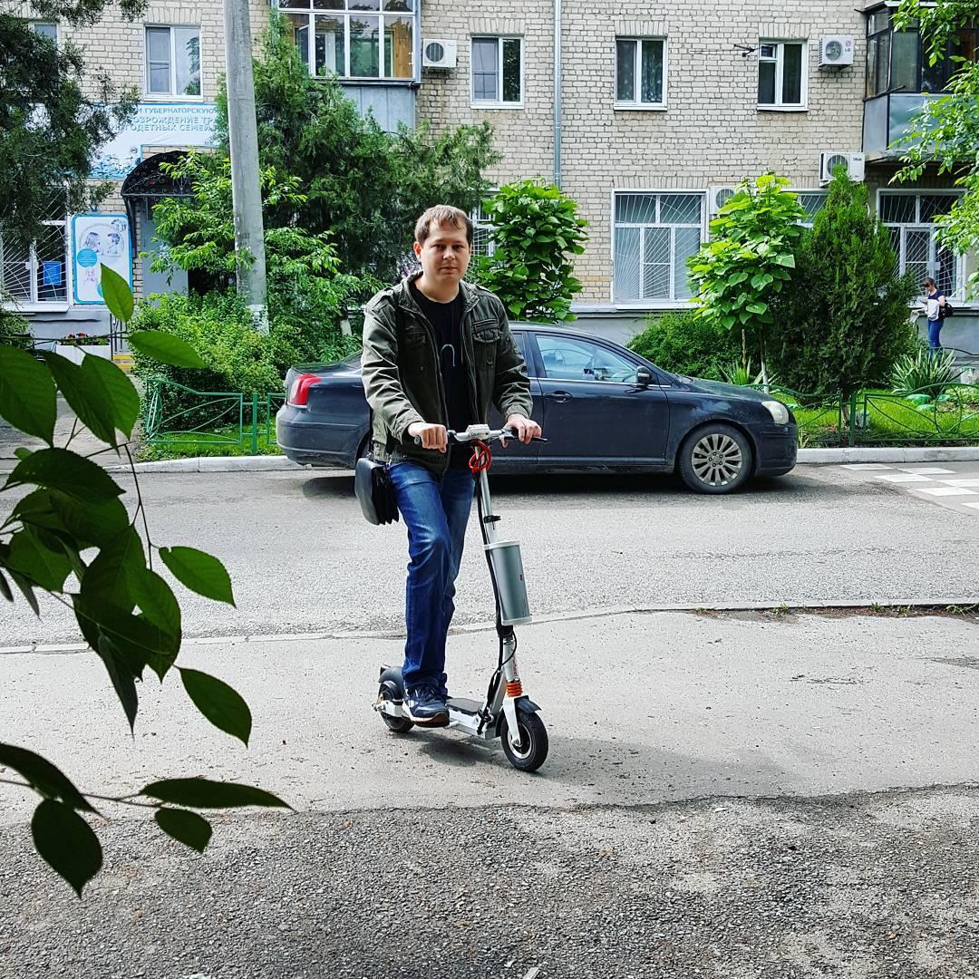 Elektro Faltrad