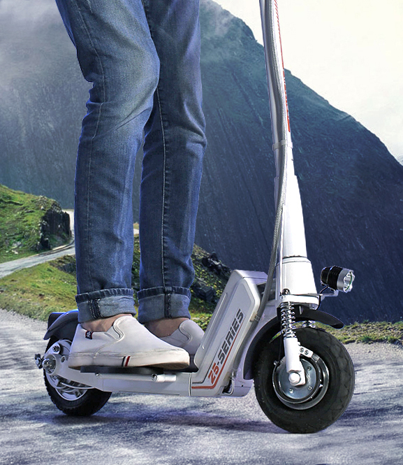 2-Rad-Elektro-Roller